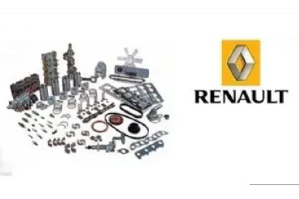 Автозапчасти производителя RENAULT
