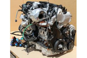 Идентификационные данные двигателя M9R