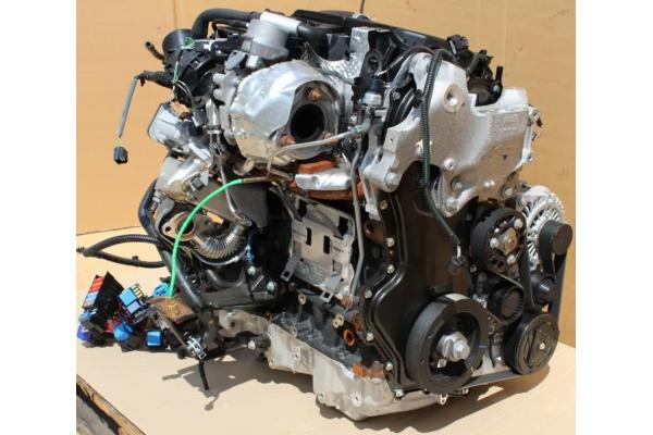Как идентифицировать двигатели M9R