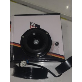 Муфта со шкивом компрессора кондиционера Шевроле Круз 1,8