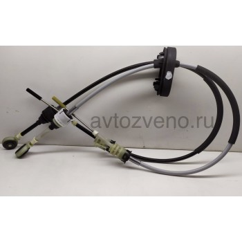 Трос стояночного тормоза (электропривод)  OPEL Astra-J (5-ти дверная)