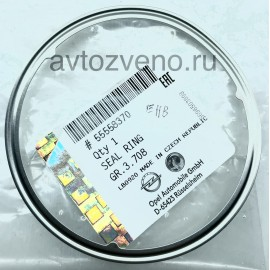 Уплотнительное кольцо каталзатора (от катал. к турбине) A16LET