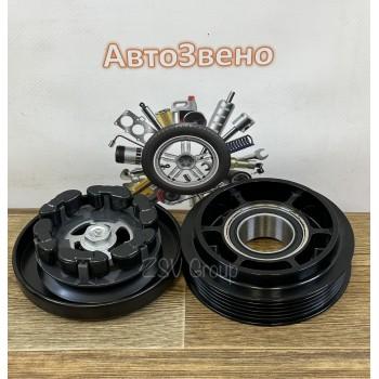 Срывная пластина муфты компрессора кондиционера Опель Корса-D