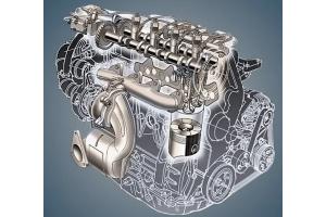 Дизельный двигатель 1,9 Л SOHC DCI типа F9Q